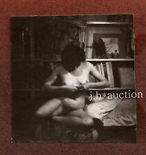NUDE ARTIST'S MODEL / NACKTES AKT MODELL * Vintage 1920s Photo #2