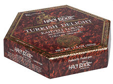 HACIBEKIR Oldest Company, Turkish Delight with COFFEE,   325g