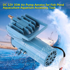 DC 12V 68 Lpm 35W Air Fish Tank Oxygen Pump Fish Tank Aquarium Aerator