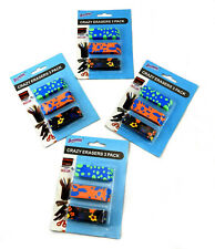 Wholesale Lot of 24 Packs Back To School Pencil Erasers Party Favor Ships Free
