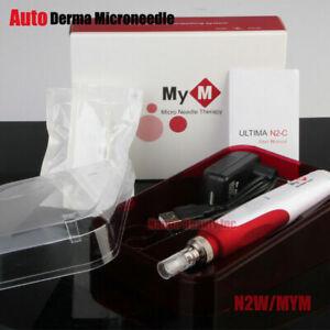 Wire/ Wireless Electric Auto Derma Pen Auto Derma Microneedle MYM / N2W Dr. Pen