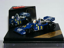 Quartzo 4030 Tyrrell P34 Jody Scheckter 1976 British GP #3 1/43