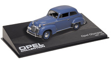 OPEL Olympia bleue- VOITURE MINIATURE COLLECTION IXO 1/43 CAR AUTO-6