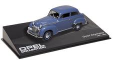 OPEL Olympia bleue- VOITURE MINIATURE COLLECTION IXO 1/43 CAR AUTO-6