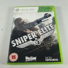 Sniper Elite v2 Xbox 360 Action Video Game Anleitung PAL