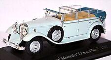 Mercedes Benz 770 Convertible F 1932 W07 1930-38 Grand Mercedes 1:43 gray gray