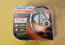 Set D1S Osram Night Breaker Laser Xenarc  !!NEU!!