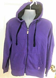 RS By Ryan Sheckler Skater Street Wear Men's M Purple Hoodie
