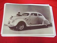 1936  DESOTO  AIRFLOW    11 X 17  PHOTO   PICTURE
