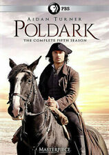 Poldark The Complete Fifth Season DVD Aidan Turner Masterpiece NEW & SEALED