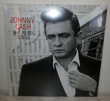 LP JOHNNY CASH - REBEL SINGS - RED - NUOVO NEW
