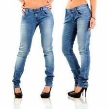 Pantaloni da donna blu di Diesel