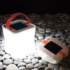 12 Solar Powered Inflatable Waterproof LED Torch Solar Lantern 150 Lumens Light