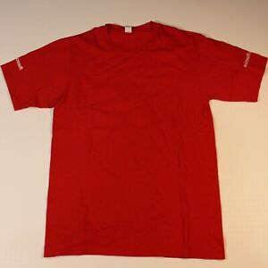 Microsoft Red Gift T-Shirt Size Small
