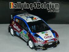 1/43 IXO Ford Fiesta RS WRC #11 Rally Mexico 2013 Neuville RAM535