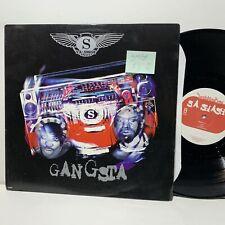 SA Smash Gangsta Definitive Jux 52 Hip Hop LP VG++/VG+