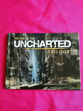 The Art of Uncharted Trilogy Artbook