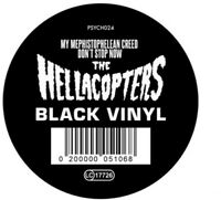 The Hellacopters - My Mephistophelean Creed / Don't Stop Now [New 12""