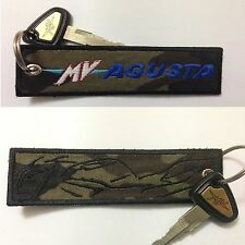 Portachiavi Mv Agusta Brutale Mimetico Key Ring