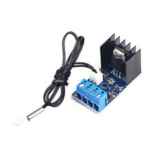 1PCS DC12V 1A Automatic Fan Temperature Control Speed Controller Governor