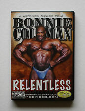RONNIE COLEMAN 8-TIME MR OLYMPIA, ARNOLD CLASSIC, RELENTLESS MITSURU OKABE FILM
