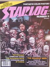 Starlog Magazine Number 11 January 1978 FREE SHIPPING