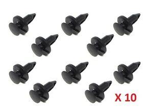 Land Rover Range Rover / Discovery / Defender Trim Rivets Expending Clip ANR2224