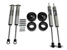 "Jeep Wrangler JK 2.5"" Budget Boost Lift Kit w/ FOX 2.0 Shocks 2007-2016"