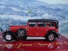 Matchbox collectibles  1938 Mercedes-Benz 770K  YY053