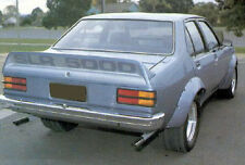 TORANA LH LX SEDAN REAR SPOILER BOBTAIL 1 PIECE 4 DOOR