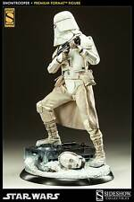 Sideshow Star Wars Snowtrooper Premium Format Statue Exclusive Edition #242/500