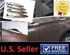 Chrome Door Handle Cover Trim for BMW XE84 F25 E70 E71 E72 F30 F31 320i 325i 328