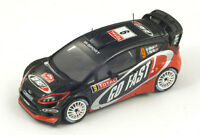 SPARK Ford Fiesta RS WRC No.9 11th Rally Monte Carlo 2012 M. Wilson S3344 1/43
