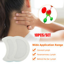 10PCS Herbal Lymph Care Patch Neck Anti-Swelling Sticker Breast Lymph Node USA