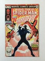 Marvel Team-Up Spider-Man #123 Marvel 1982 Daredevil