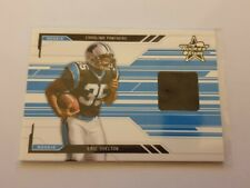 2005 Leaf Rookies & Stars Eric Shelton Rookie Jersey Card. Panthers/750