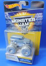 Mattel Hot Wheels Fbw51â Monster Jam Anniversary Silver Veicolo je 1â Veicolo