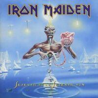 "IRON MAIDEN ""SEVENTH SON OF A..."" CD ENHANCED NEW+"