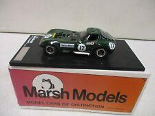 Marsh Models 1964 Thomas Cheetah Jerry Grant 1/43