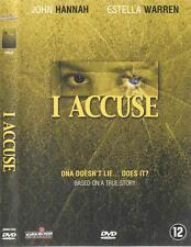 I ACCUSE  (true story) John Hannah, Estella Warren DVD