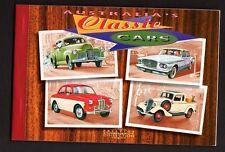 Australia Post Prestige Booklet 1997 - Australia's Classic Cars