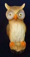 Ceramic  Owl Table Home Decor Figurine