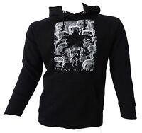 Felpa maglia Jhon Richmond ORWELL sweatshirt cappuccio hood long sleeves maniche