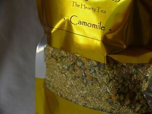 Camomile Chamomile Herbal Natural Premium Loose Leaf Tea 50g FRESH SUMMERHARVEST