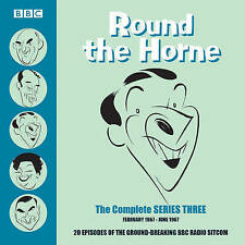 Round the Horne: Complete Series 3 by Barry Took New CD-Audio Book