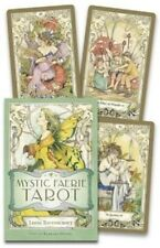 Mystic Faerie Tarot Deck by Barbara Moore (English)
