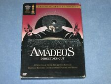 Amadeus: Director'S Cut (Dvd, 2002, 2-Disc Set, Special Edition) *Rare, Oop!*