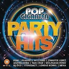 Pop Giganten Party Hits von Various Artists (2018) 2 CD  NEU & OVP