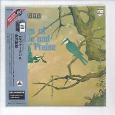 NIRVANA UK Songs Of Love And Praise JAPAN mini lp cd papersleeve UICY-9537 NEW