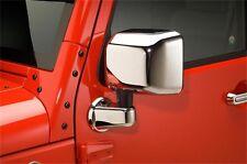 Door Mirror Cover-Chrome Putco 400121 fits 2007 Jeep Wrangler